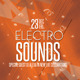 Electro Sounds Futuristic Flyer