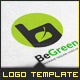 Be Green - Logo Template - GraphicRiver Item for Sale