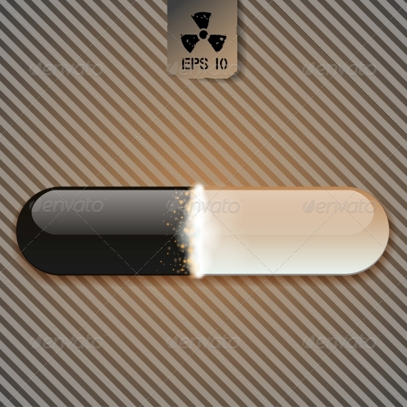 GraphicRiver Download Bar with Chemical Black Fluid 6094637