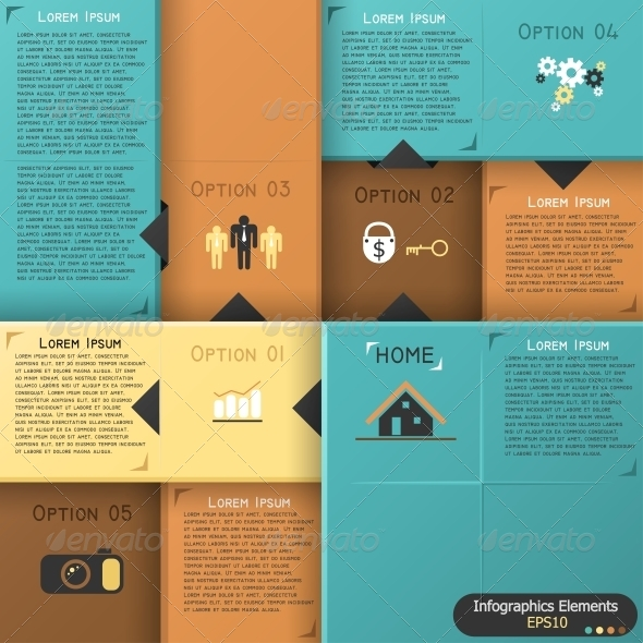 GraphicRiver Modern Infographics Options Banner 6094771