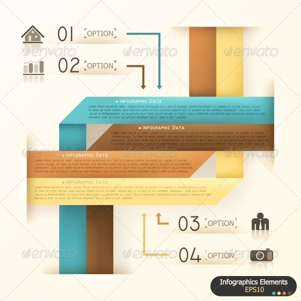 GraphicRiver Modern Infographics Options Banner 6094776