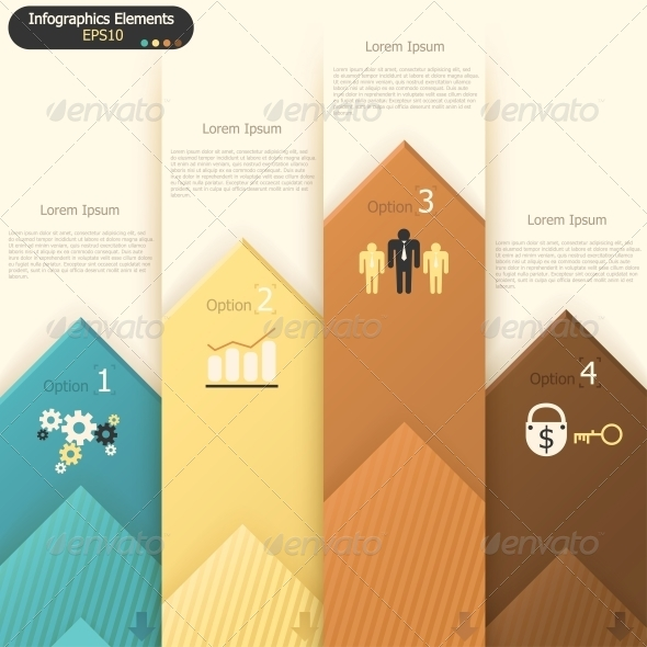 GraphicRiver Modern Infographics Options Banner 6094853