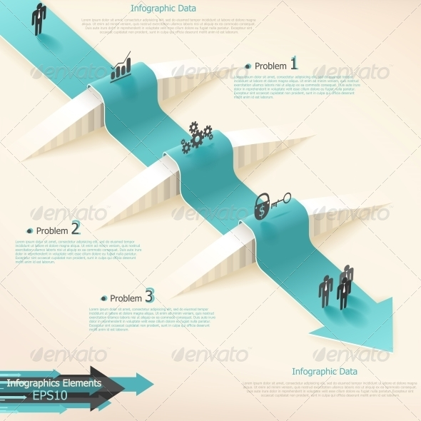 GraphicRiver Modern Infographics Options Banner 6094862
