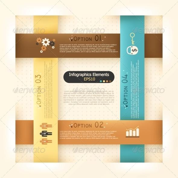 GraphicRiver Modern Infographics Options Banner 6094873
