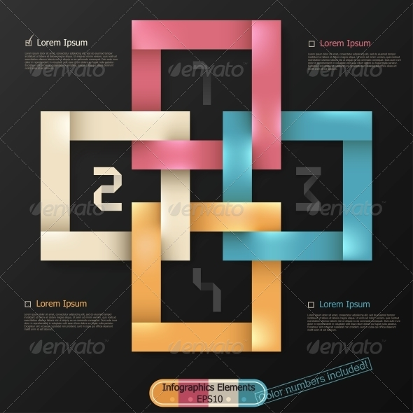 GraphicRiver Modern Infographics Options Banner 6094904