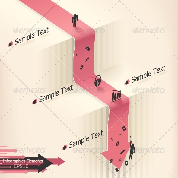 GraphicRiver Modern Infographics Options Banner 6094953