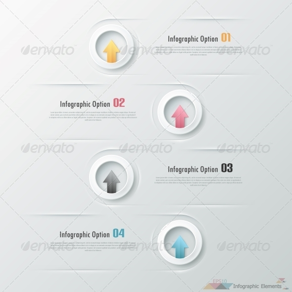 GraphicRiver Modern Infographics Options Banner 6094993