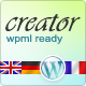 Creator - İş Wordpress Tema + Html Template - Kurumsal WordPress