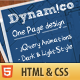 Dynamico - ThemeForest Item for Sale