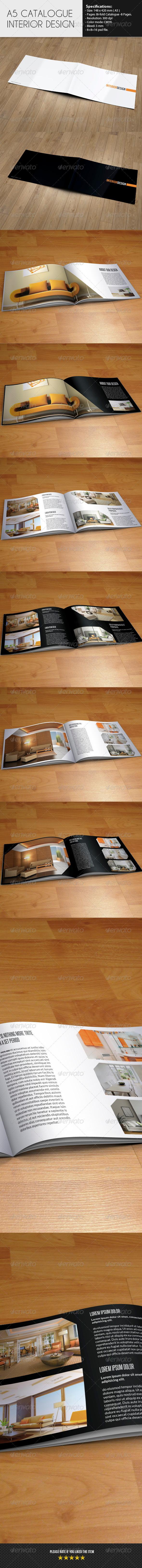 GraphicRiver Interior Catalogue 6095134