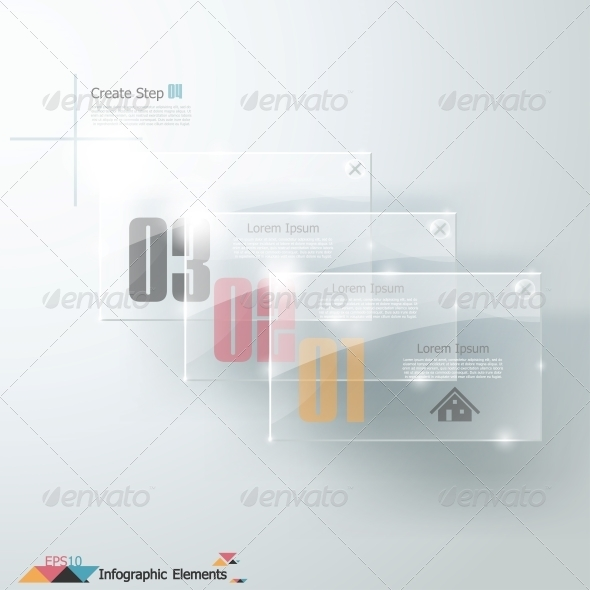GraphicRiver Modern Infographics Options Banner 6095212