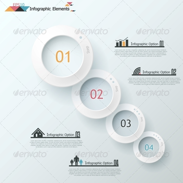 GraphicRiver Modern Infographic Option Banner 6095221
