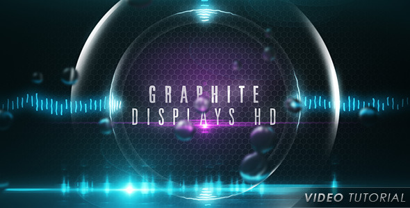After Effects Project - VideoHive Graphite Displays HD 162424