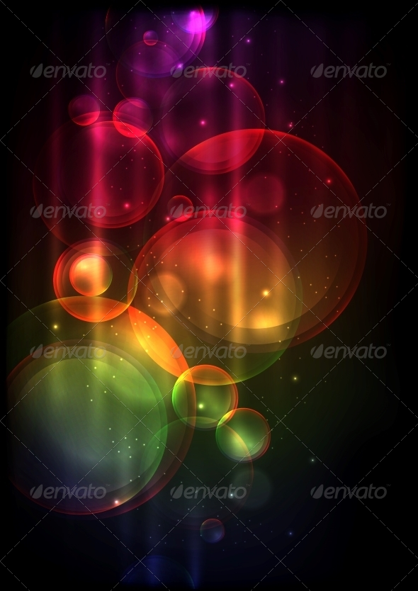 GraphicRiver Abstract Colorful Background 6095484