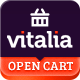 Vitalia - Responsive OpenCart Template - ThemeForest Item for Sale