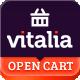 Vitalia - Responsive OpenCart Template - ThemeForest Item for Sale