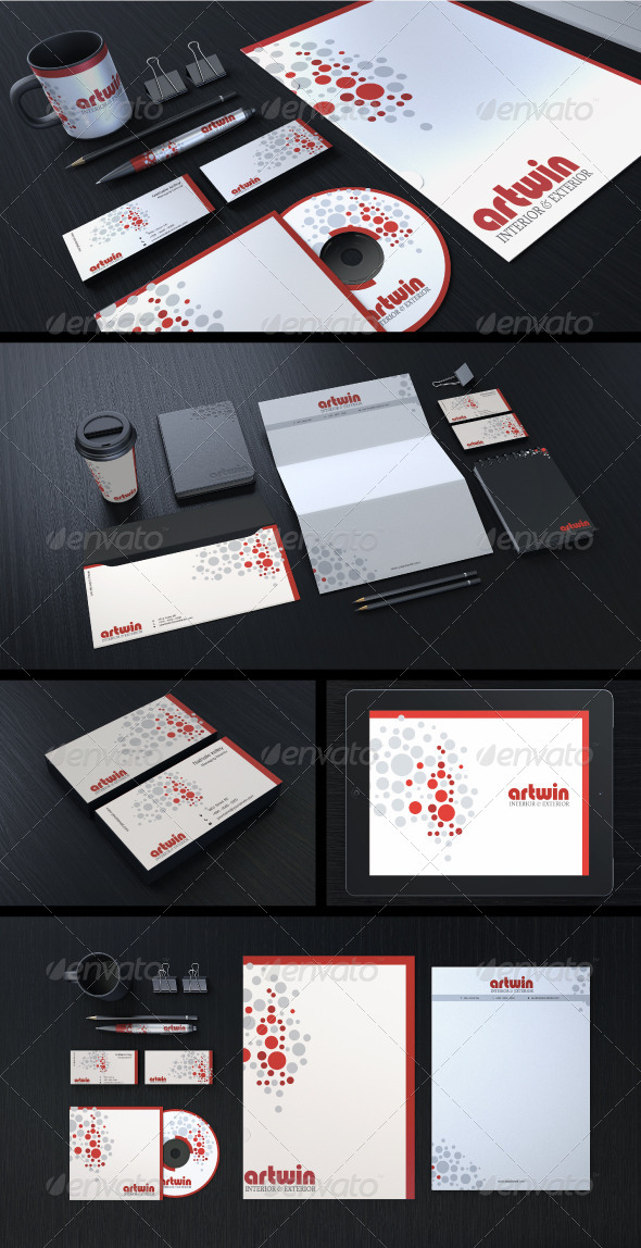 GraphicRiver Creative Corporate Identity 03 6095973