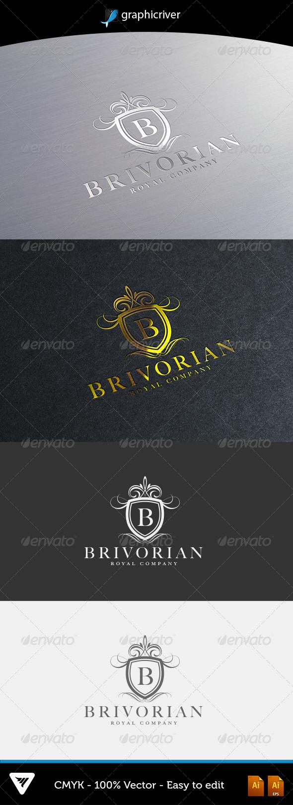 GraphicRiver Brivorian Logo 6098532