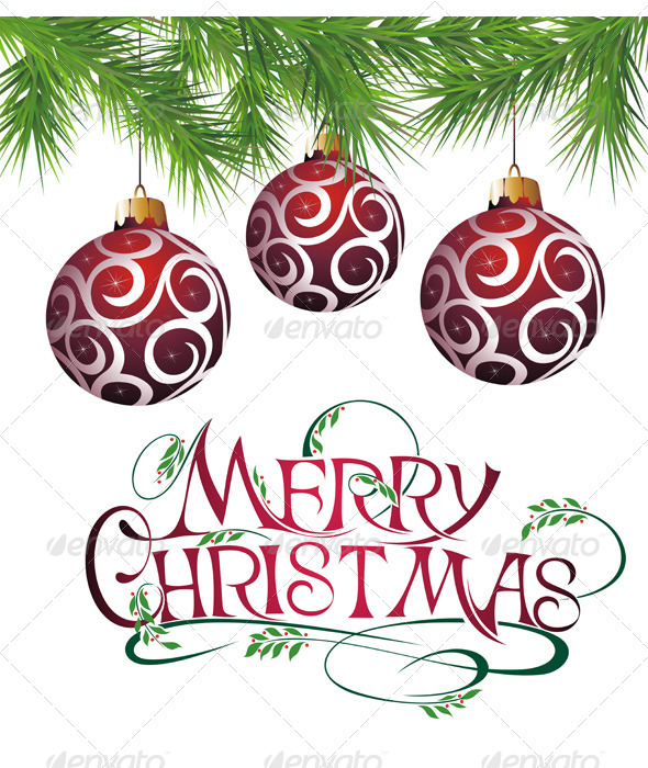 GraphicRiver Merry Christmas 6101231