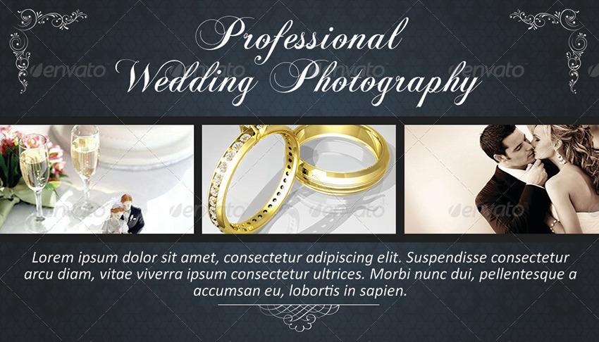 Wedding photographer business card 2 by yfguney graphicriver for Wedding photography business cards