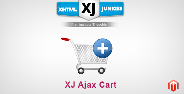 CodeCanyon AJAX Cart By Xj 6101570