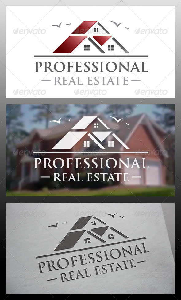 GraphicRiver Property Logo Template 6102177