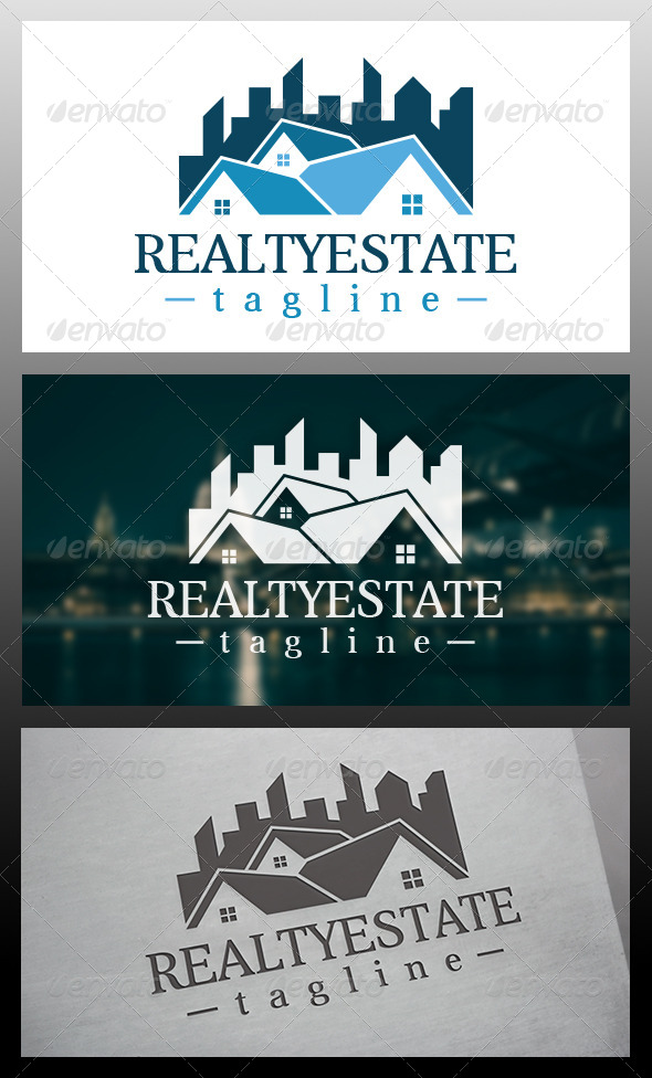 GraphicRiver City Logo Template 6102744