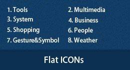 DW Flat ICONs