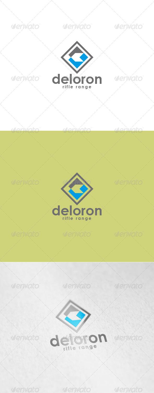 GraphicRiver Deloron Logo 6104672