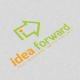 Idea Forward Logo - GraphicRiver Item for Sale
