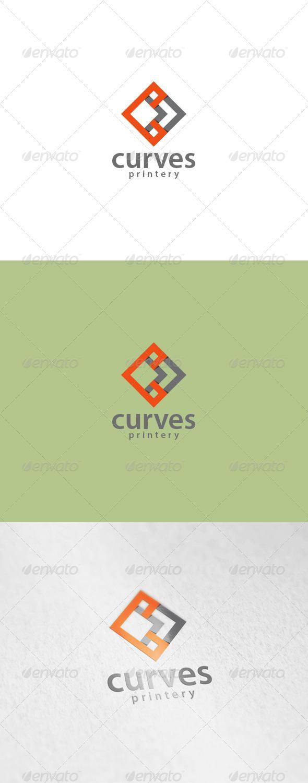 GraphicRiver Curves Logo 6104785