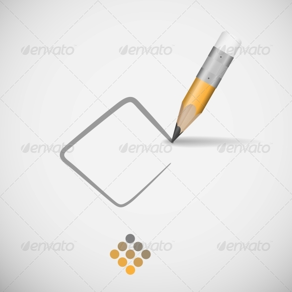 GraphicRiver Pencil Drawing Line 6105308