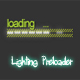 Lighting preloader - ActiveDen Item for Sale