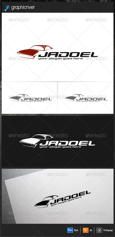 GraphicRiver Classic Car II Logo Templates 6106641