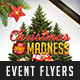 Event Flyers PSD Template V5 - GraphicRiver Item for Sale