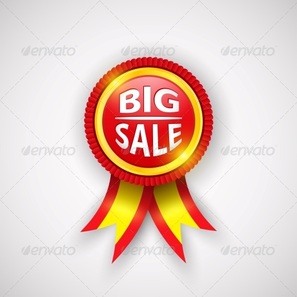 GraphicRiver Big Sale Badge 6107729