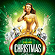 Deluxe Christmas Party Flyer Template - GraphicRiver Item for Sale