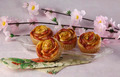 Rose shaped apple muffins - PhotoDune Item for Sale