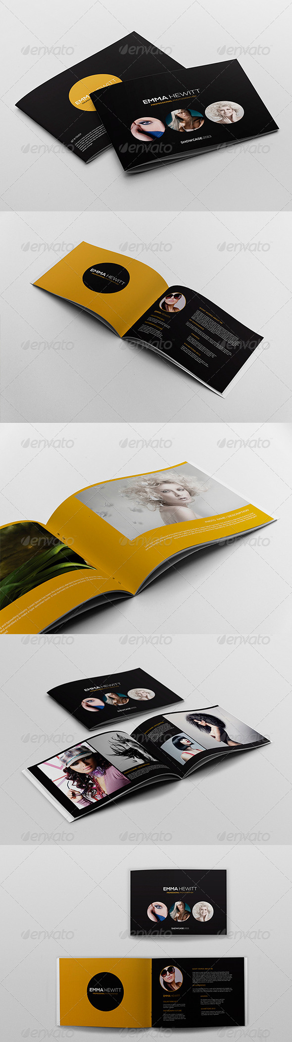 GraphicRiver Portfolio Brochure 002 6109600