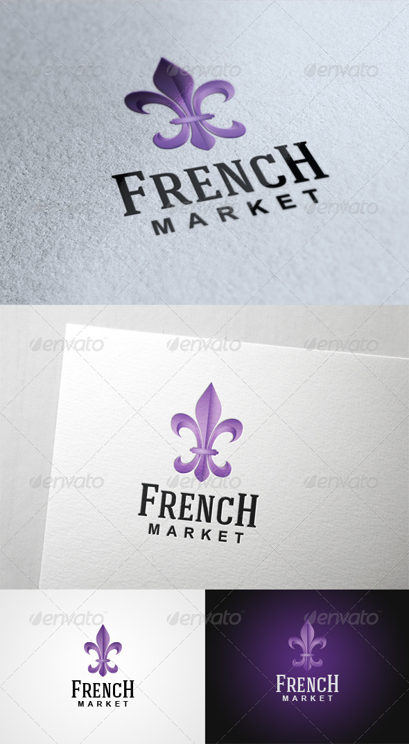 GraphicRiver French Market 6110855