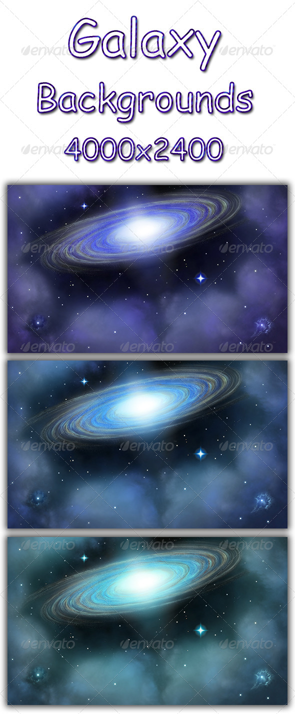 GraphicRiver Galaxy 6112088