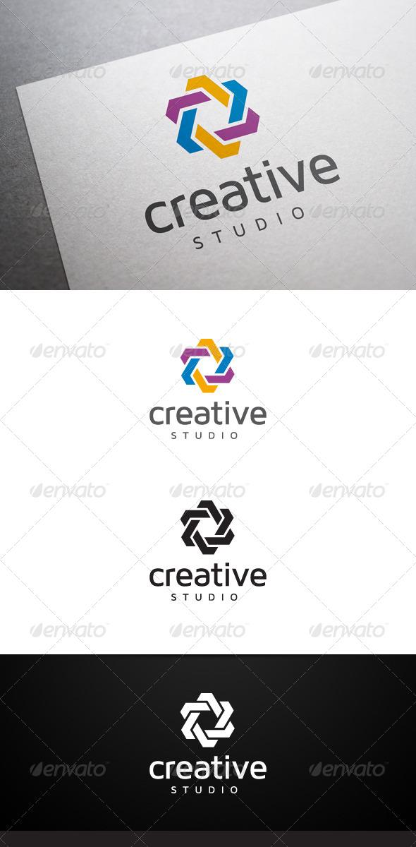 GraphicRiver Creative Studio V3 Logo 6112174