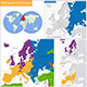 Predominant Religious in Europe - GraphicRiver Item for Sale