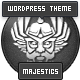 Majestics - Premium WordPress Theme - ThemeForest Item for Sale