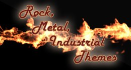 Rock, Metal, Industrial Themes