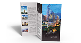 Various Brochure Templates