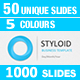 STYLOID Business PowerPoint Template