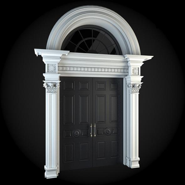 3DOcean Door 001 6119723