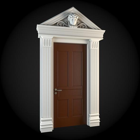 3DOcean Door 005 6119813