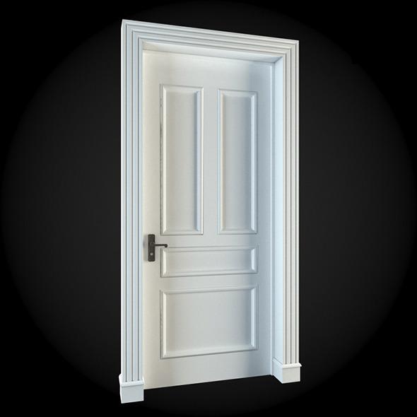 3DOcean Door 006 6119836